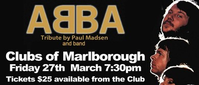 Abba Tribute by Paul Madsen and Band