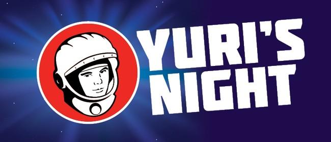 Yuri's Night : CANCELLED