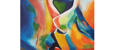 Pride Week Celebration (BYO) - Colours of Love Painting