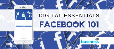 Digital Essentials: Facebook 101