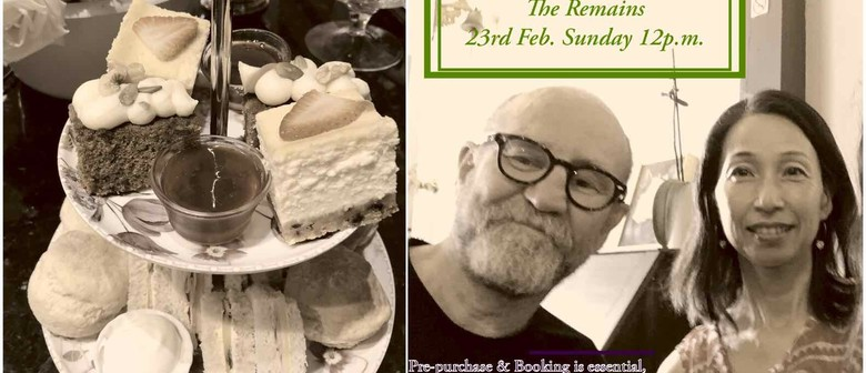 Jazz & High Tea with The Remains