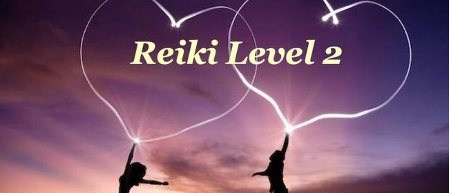 Reiki Level 2 Training - Usui/Holy Fire Reiki