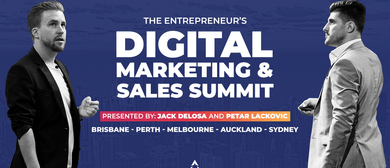 Entrepreneur's Digital Marketing & Sales Summit