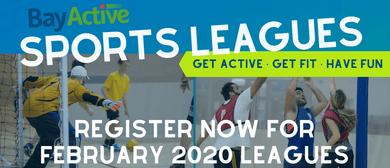 BayActive Sports League - Wednesday Football: CANCELLED
