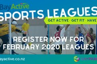 BayActive Sports League - Monday Netball