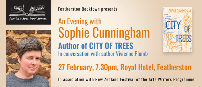 An Evening with Sophie Cunningham, Author of City of Trees