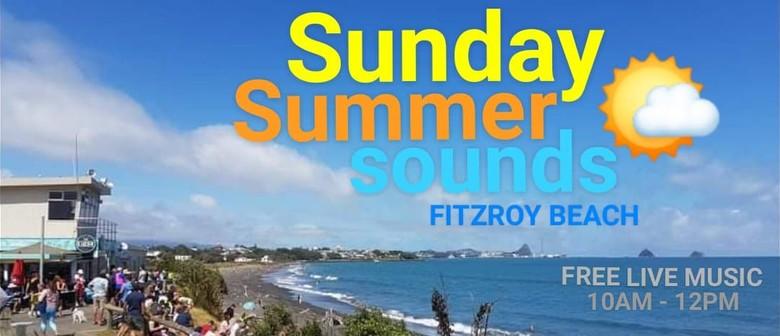 Sunday Summer Sounds - Music Fitzroy Beach