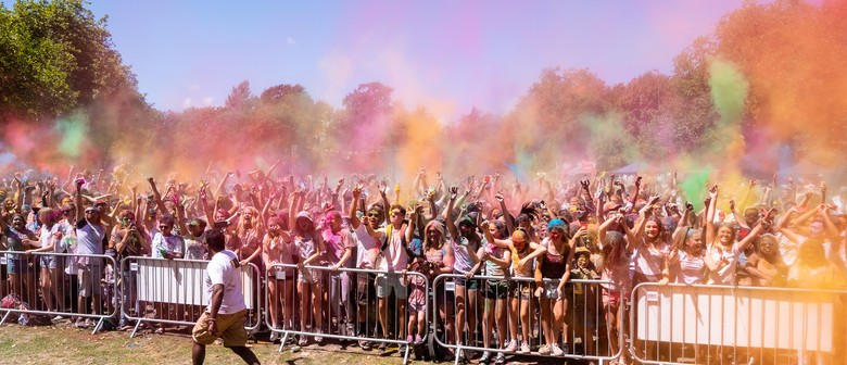 Christchurch Holi Festival of Colours