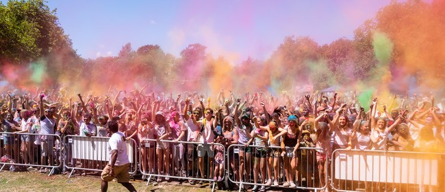 Christchurch Holi Festival of Colours