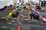 Kids & Teen Fitness Class