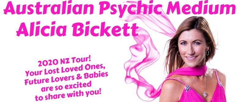 Australian Psychic Medium Alicia Bickett Show