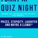 Funny AF - Quiz Night!