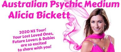 Alicia Bickett Psychic Medium Show