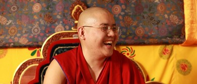 His Eminence the 7th Yongzin Ling Rinpoche