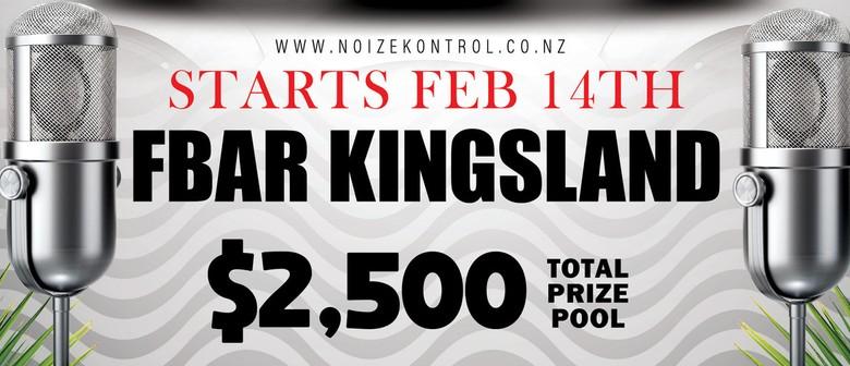 Karaoke Competition With Noize Kontrol