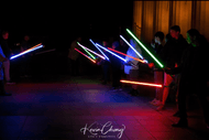 Lightsabers In the Park February 2020