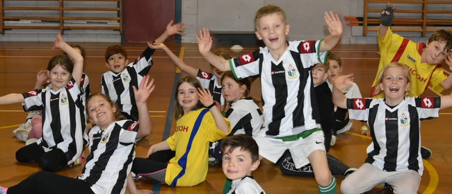 Footie Fix Holiday Programme 5-12 Year Olds