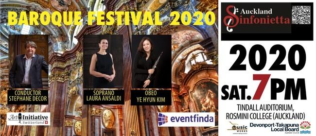 Baroque Concert 2020