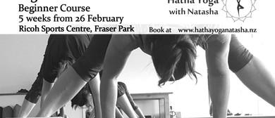 Yoga Basics 5 Weeks Course