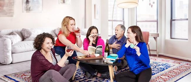 Book Club: CANCELLED