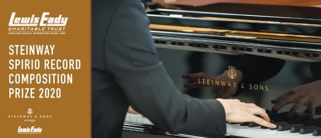 LECT Steinway Spirio Record Composition Prize