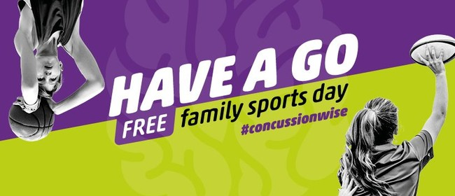 Have A Go - Family Sports Day