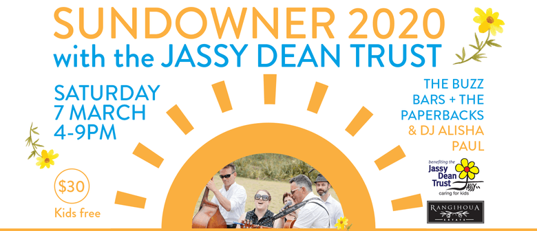 Sundowner 2020 with the Jassy Dean Trust