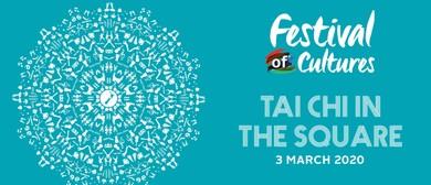 Tai Chi in The Square - Festival of Cultures