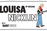 Louisa Nicklin EP Release with Babyteeth
