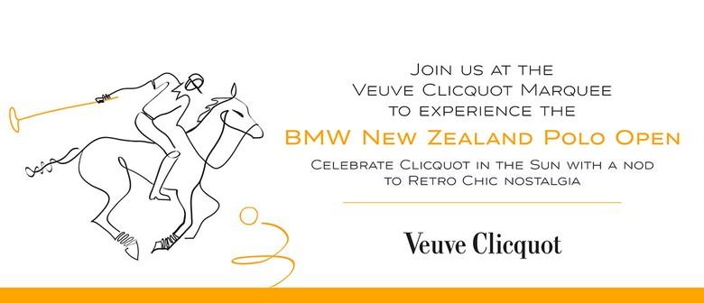 Veuve Clicquot Polo x BMW NZ Polo Open
