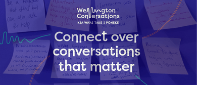 Wellington Conversations - Preservatorium Cafe - Feb 2020