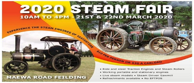 The Great Manawatu Steam Fair