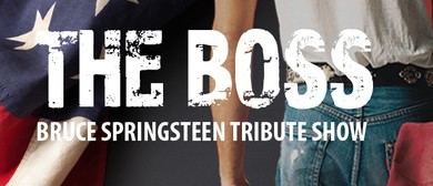 The Boss – Bruce Springsteen Tribute Show
