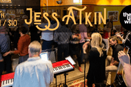 Saturday Night Session with Jess Atkin: CANCELLED