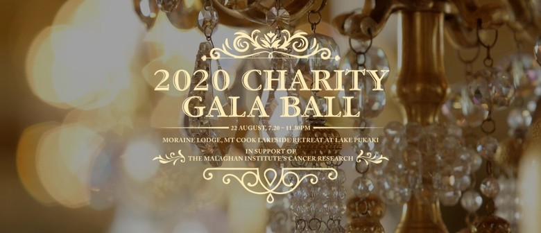 Moraine Lodge Charity Gala Ball 2020