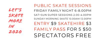 Family Skate Party