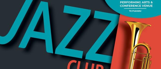 The Turner Centre Jazz Club: The John Leigh Calder