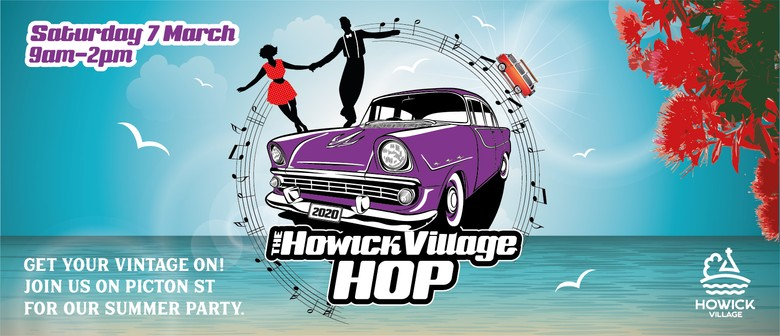 Howick Village HOP and Summer Street Party