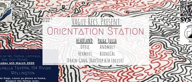 Orientation Station