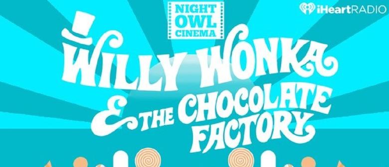 Night Owl Cinema - Willy Wonka & The Chocolate Factory
