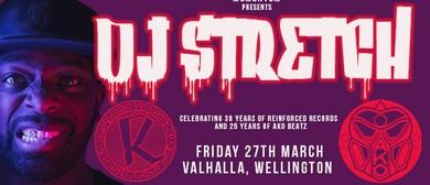 Momentum: DJ Stretch