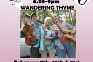 Live Music: Wandering Thyme