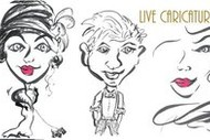 Art Deco Inspired Personalised Caricatures Art Deco Festival