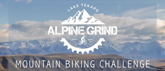 Lake Tekapo Alpine Grind