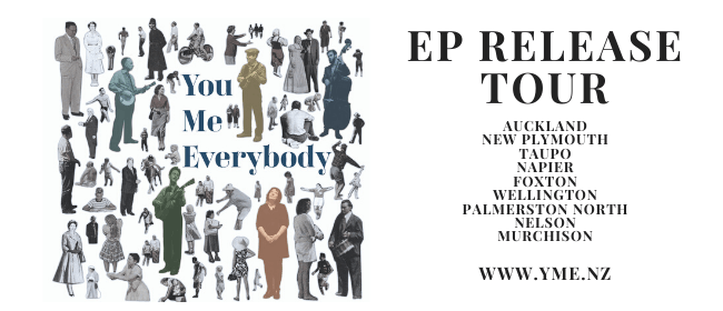You, Me, Everybody - EP Release Tour