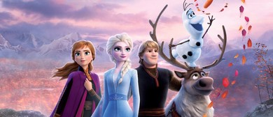 Māoriland Whānau Outdoor Screening - Frozen 2