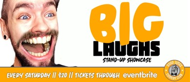 Big Laughs - Stand-Up Showcase