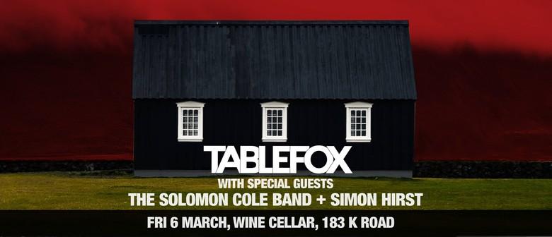 Tablefox Single Release Show