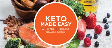 Keto Made Easy - What to eat, what not to eat