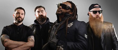 Skindred (UK): CANCELLED